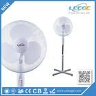 FS40-24 cross base 2014 hot sale China manufacturer standard 16 inch cheap electric stand fan