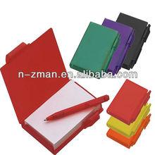 PVC Notebook,Notebook Pen,Spiral Notebook