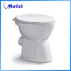 Bathroom ceramic small p-trap type of toilet bowl