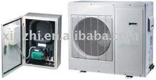 Split type air to water DC Inverter heat pump