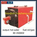 automatique 500kw fioul chauffe eau