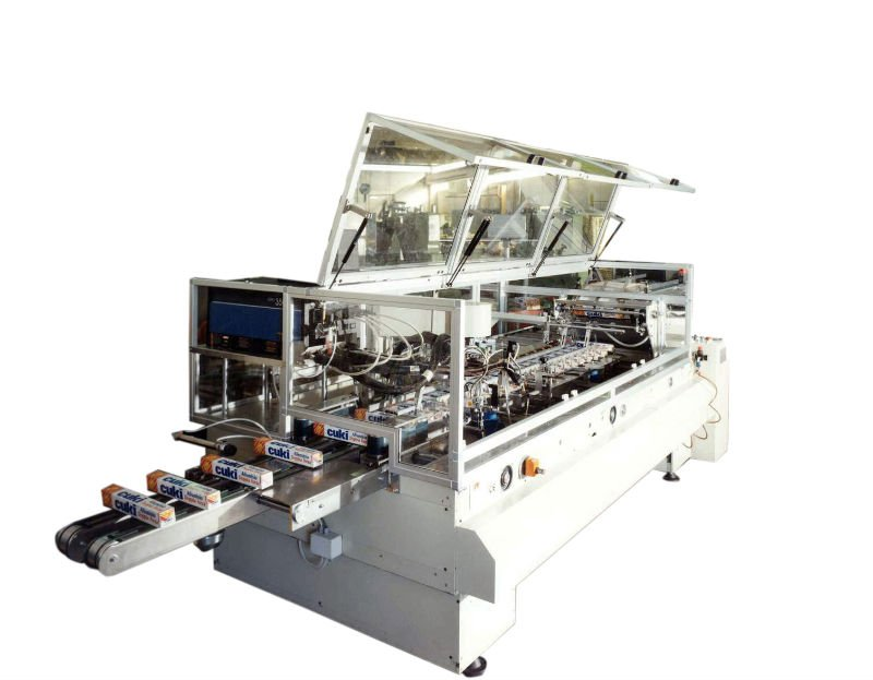 foil wrap machine