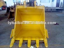Excavators parts adapt to E322 excavator rock bucket1.0cbm