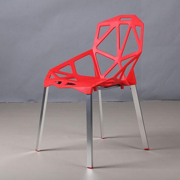 tasarımcı konstantin grcic ulusal plastik sandalyeler
