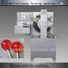 40 Ball lollipop forming machine