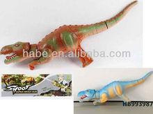 plastic toys for children summer toy dinosaur animal water gun