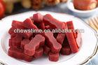 Small Bone Dental Chews - Beef pet snack treat food dog food