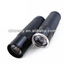 One watt cheap mini aluminum torch flashlight
