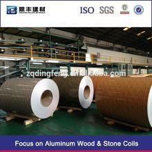 Genuine Dingfeng de aluminio de la bobina de aluminio fábrica gutter