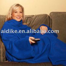 Snuggie fleece blanket / TV blanket / blanket with sleeves