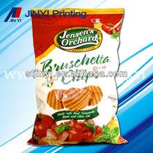 Multilayer opp printing food packaging supplier