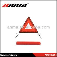 car warning triangle for emergency warning triangle kit