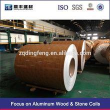 aluminum trailer side panel/aluminum cladding Dingfeng aluminum coil