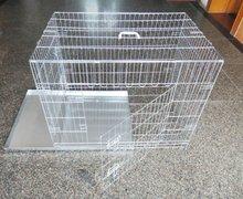 galvanized welded dog cage 36 inch