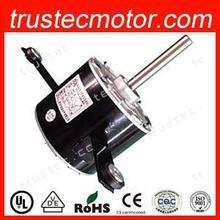 125w, 4 pole, 3 speed indoor air conditioner axial ac fan motor