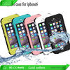 Hot Phone waterproof case for iphone 6, underwater fit for iphone 6 waterproof case