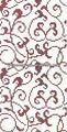 Mosaico de vidrio diseño de la flor para la decoración del hogar, Animales arte de la pared de mosaico