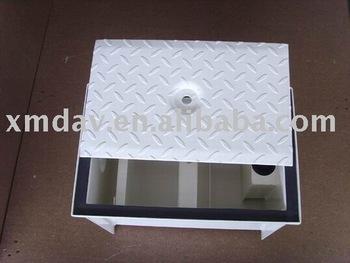 steel kitchen grease trap