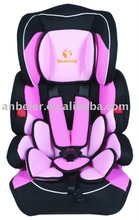 ece r 44/04 baby car seat for 9month-12yesrs' children