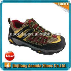 2014 new design men hiking shoes