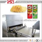 Low oil content potato chips machine /Pringles potato chips making machine/fresh potato chips machine