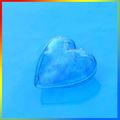 70*80*40mm la forma del corazón caja de dulces