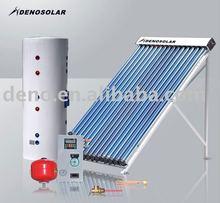 Low price Split pressurized solar water heater for EU market