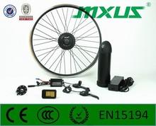 Electric kids motor bike, smart controller kit,MXUS manufacturer