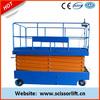 Aerial work platform/Electric scissor lift