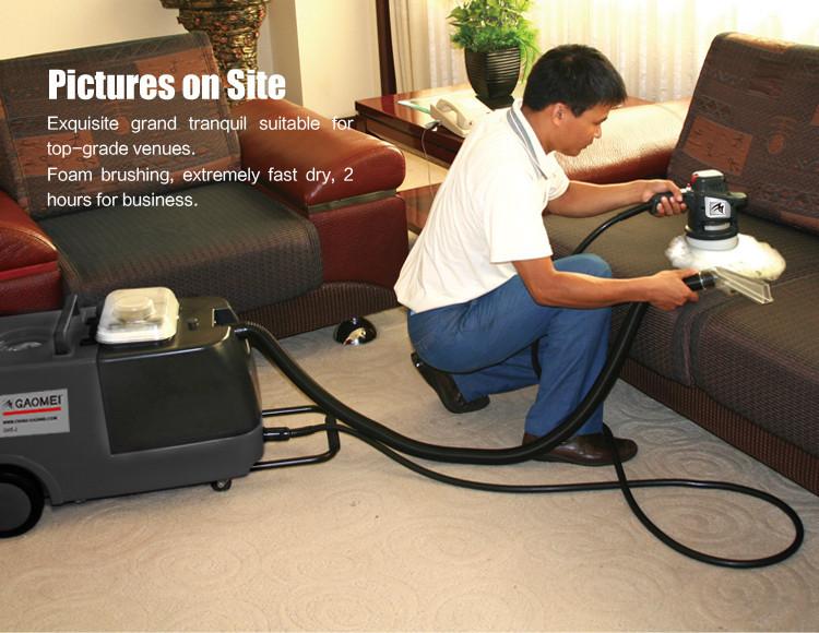 Lavagem automática espuma máquina para limpeza de sofá estofados de assento do carro gms-3