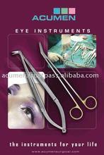 Eye Instruments, Micro Castroviejo Scissors