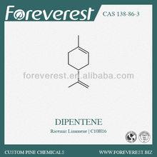 Dipentene {cas 138-86-3 | C10H16} - Foreverest