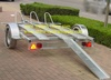 Double motorcycle Trailer CE340