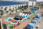 obstacle, inflatable obstacle, adult inflatable obstacle course