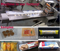 Hot Sealing Pillow Type Snacks,Food Filling Packaging Machine/0086-18516303933