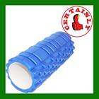 Grid foam roller/Hollow yoga foam roller/Massage excercise foam rollers for blance
