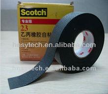 Scotch 23# self-fusing electrical insulation rubber mastic tape