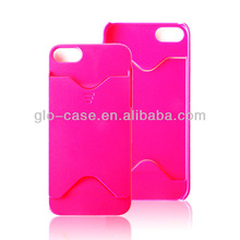 NEW design OEM case china wholesale for iphone5s case with card slot case