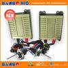 factory made 55 watt hid xenon kit,super slim design ,AC DC kits