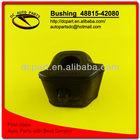 Rubber bushing for toyota RAV4,ACA38 //48815-42080