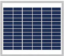 CE Monocrystalline solar panel 5W