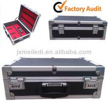 MLDGJ270 Aluminum Empty Beauty Case Various Tools Transport Briefcase