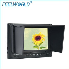 FEELWORLD 1080p portable 5 inch HDMI Monitor for broadcasting