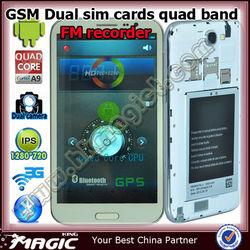 Hot mtk 6577 cortex-a9 dual core smart mtk mobile phone