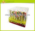 5 flor handmade lollipop candy stick