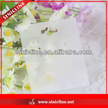 Top End Transparent Jewelry Cards for Earrings