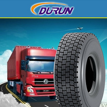 CHINA MANUFACTURE HIGH QUALITY DURUN BRAND 315/80R22.5 385/65R22.5 RADIAL TRUCK TYRE TRUCKS AND TRALIER