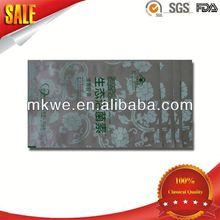 cosmetic aluminum foil plastic pouch/aluminum foil