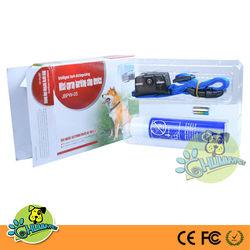 JBPW-05 remote control dog training spray collar Mist-spray bark-stop products