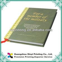 Gold Foil Title Hardcover educational psychology book